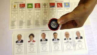 Cumhurbaşkanı adayları son sözlerini söyledi; Sıra seçmende