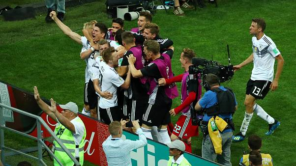 ...Και στο τέλος κερδίζουν πάντα οι Γερμανοί.