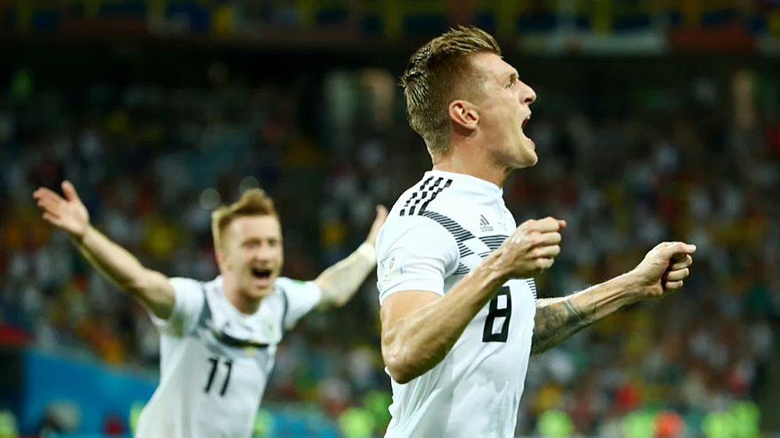 Mondiali 2018: Germania-Svezia 2-1 al 95'