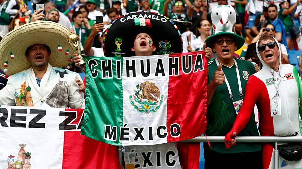 Dünya Kupası'nda Meksika rüzgarı