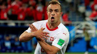 """""""Jubelaffäre"""": Schweizer Fußballverband verteidigt Xhaka und Shaqiri"""
