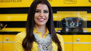 أسيل الحمد ستقود إحدى سيارات فورمولا 1 قبل سباق جائزة فرنسا الكبرى