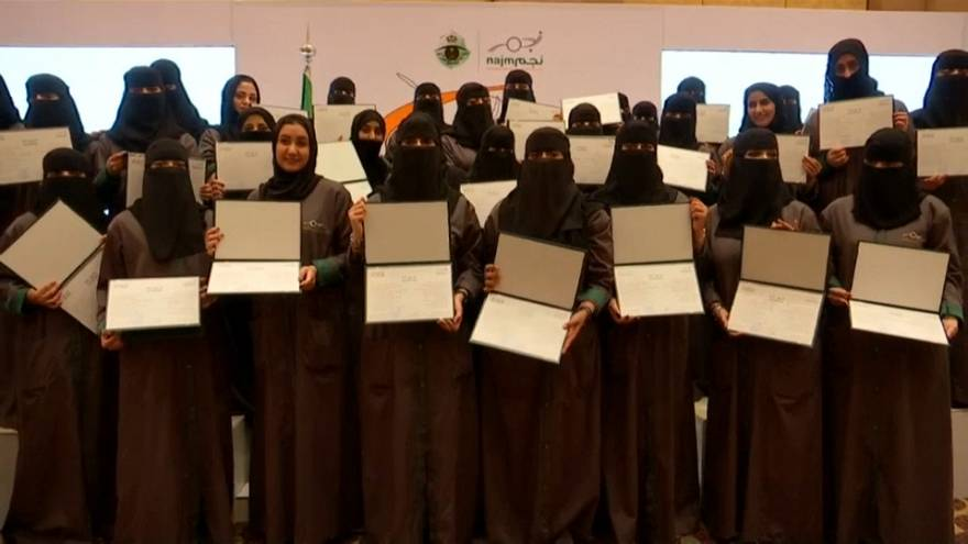 المرأة السعودية تنطلق بسيارتها وترفع أسهم شركات التأمين بالمملكة