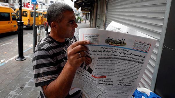 صحيفة القدس أول وسيلة إعلام فلسطينية تجري مقابلة مع جارد كوشنر