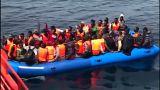 В море спасены новые группы мигрантов на пути в Европу