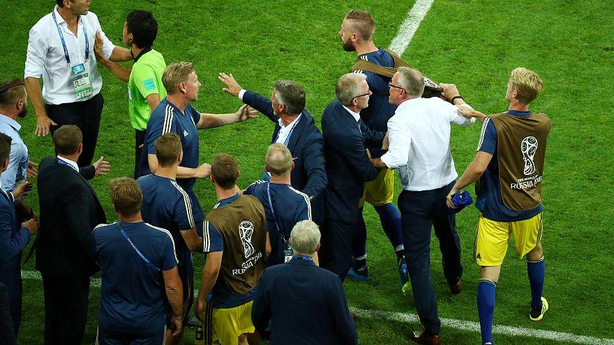 Nach Schweden-Spiel: Deutschland entschuldigt sich für Jubel