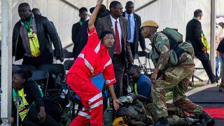 Ζιμπάμπουε: Έκρηξη σε προεκλογική ομιλία του προέδρου