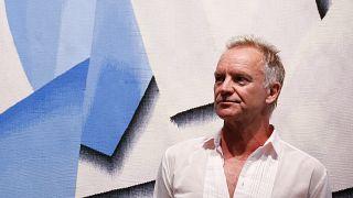 Sting: «Η Ελλάδα έδειξε τον δρόμο στο προσφυγικό»