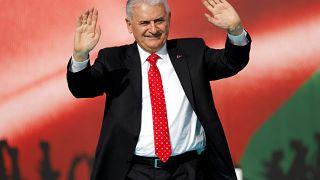 'Son Başbakan' Binali Yıldırım sandıkta espriyi patlattı