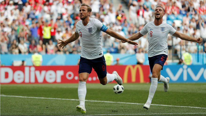 پیروزی تیم انگلیس در برابر پاناما در رقابتهای جام جهانی ۲۰۱۸