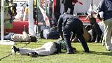 """El presidente de Zimbabue tras el atentado: """"Son los enemigos normales"""""""