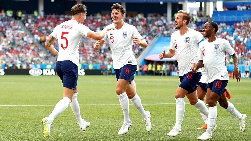 İngiltere Panama'yı 6-1 yenerek turu garantiledi