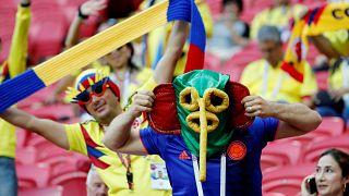 World Cup: Colombia annihilates Poland in 3-0 win