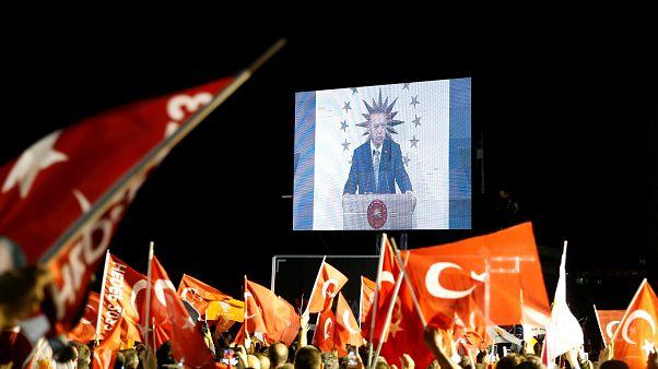 Τουρκικές εκλογές: Επανεκλογή Ερντογάν - Πρώτο κόμμα το AKP