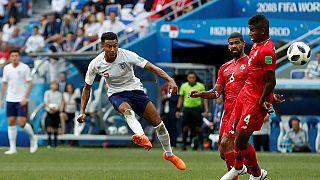 Paliza de Inglaterra a Panamá en el Mundial de Rusia