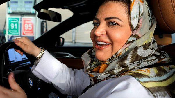 Saudi-Arabien: Frauen dürfen Auto fahren