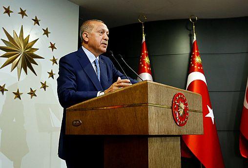 اردوغان: بر اساس «نتایج غیر رسمی» از سوی مردم ترکیه بهعنوان رئیس جمهور انتخاب شدم