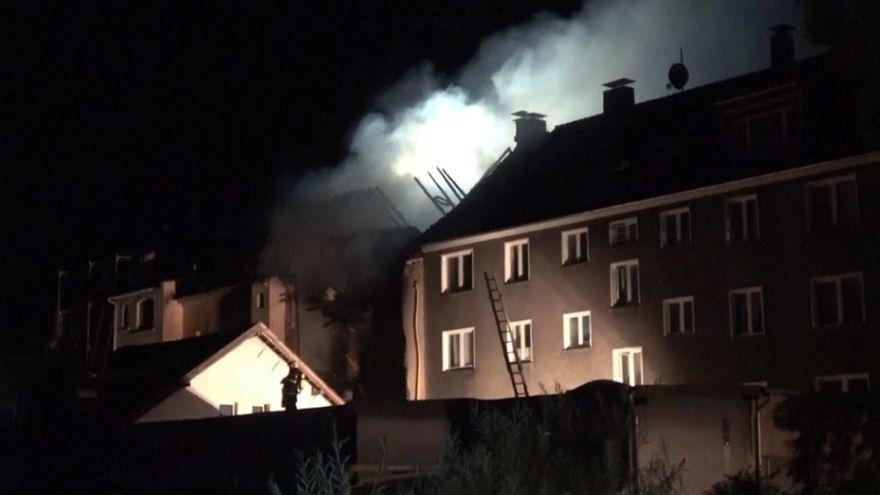 Wuppertal: Verletzte bei Explosion in Wohnhaus