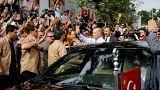 Elections en Turquie : Erdogan annonce sa victoire