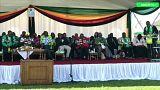 انفجار پس از سخنرانی رئیس جمهوری زیمبابوه