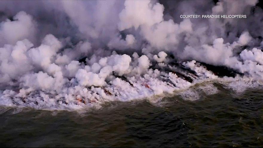 Гавайи: жить на вулкане