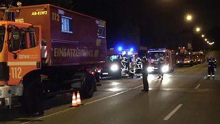 В Германии взорвался жилой дом: есть пострадавшие