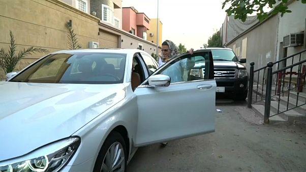 شاهزاده سعودی ویدئوی رانندگی دخترش را منتشر کرد