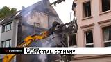 Esplosione in un edificio in Germania: 25 feriti