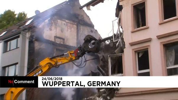 Esplosione in un edificio in Germania: 25 feriti