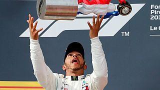 Formula 1 Francia, Il trionfo di Lewis Hamilton
