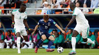 H Grubu'nun favorileri puanları paylaştı: Japonya 2 - Senegal 2