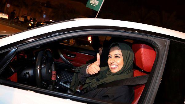 «Στους δρόμους» οι γυναίκες της Σαουδικής Αραβίας