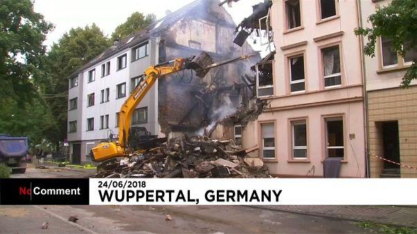 Al menos 5 heridos tras una fuerte explosión en un edificio del oeste de Alemania