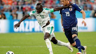 Japonais et Sénégalais se neutralisent