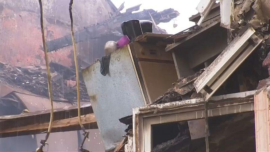 ФРГ: взрыв в жилом доме