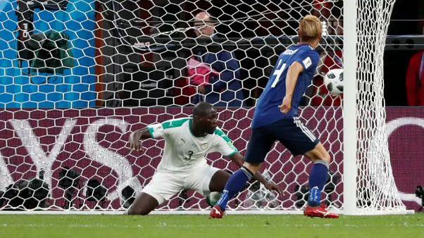 Japón y Senegal se neutralizan en el Mundial de Rusia