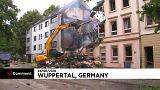 انفجار منزل في ألمانيا يوقع عدداً من الجرحى
