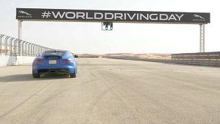 Jaguar Land Rover выступает за Всемирный день вождения