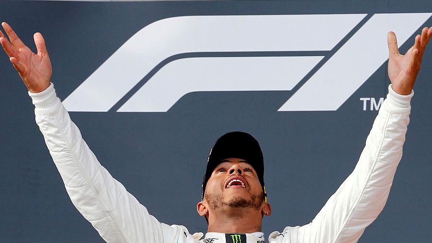 Hamilton vence o Grande Prémio de França de fórmula 1