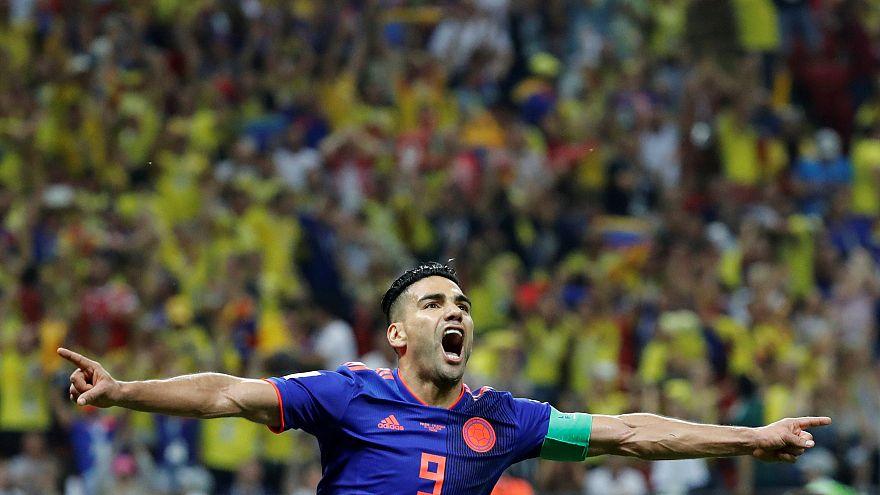 Polónia perde com Colômbia e fica fora dos oitavos de final