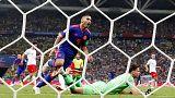 Kolombiya Polonya'yı eleyerek Dünya Kupası'na tutundu