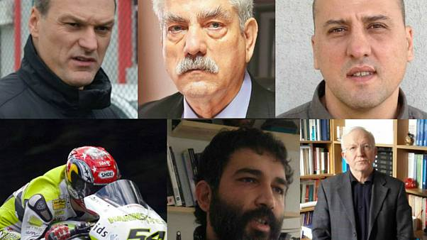 TBMM'nin yeni ünlü simaları: Barış Atay, Kenan Sofuoğlu, Alpay Özalan