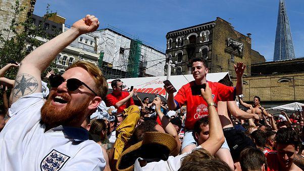 Inglaterra pasa a octavos de final