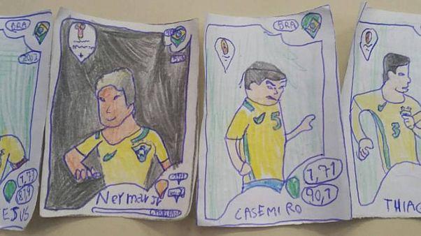 Чемпионат мира цветными карандашами