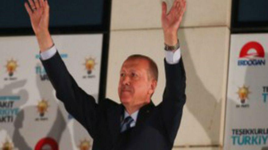 Ερντογάν ο... «Μεγαλοπρεπής»