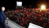 Erdogan: leckét adtunk demokráciából