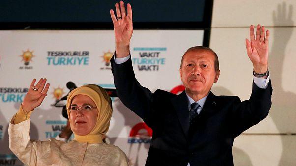 اردوغان رسما در انتخابات ترکیه پیروز شد