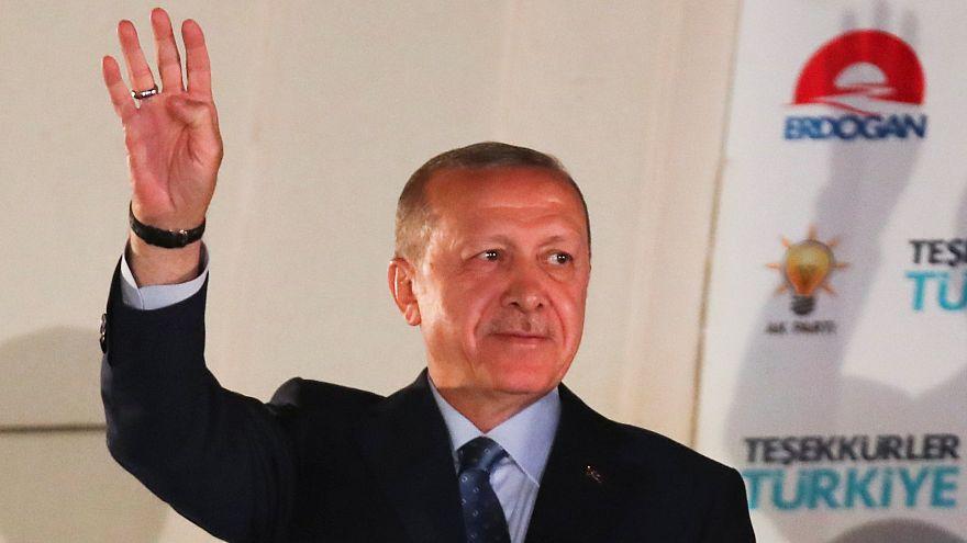Erdogan vence eleições na Turquia