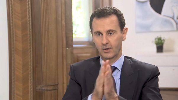 """Асад: """"У нас нет химического оружия"""""""