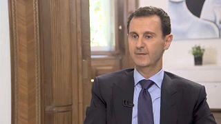 Aszad: az használ vegyi fegyvert, aki veszít
